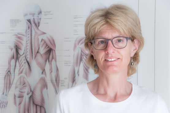 Portrait - Physiotherapie Rahel Meier